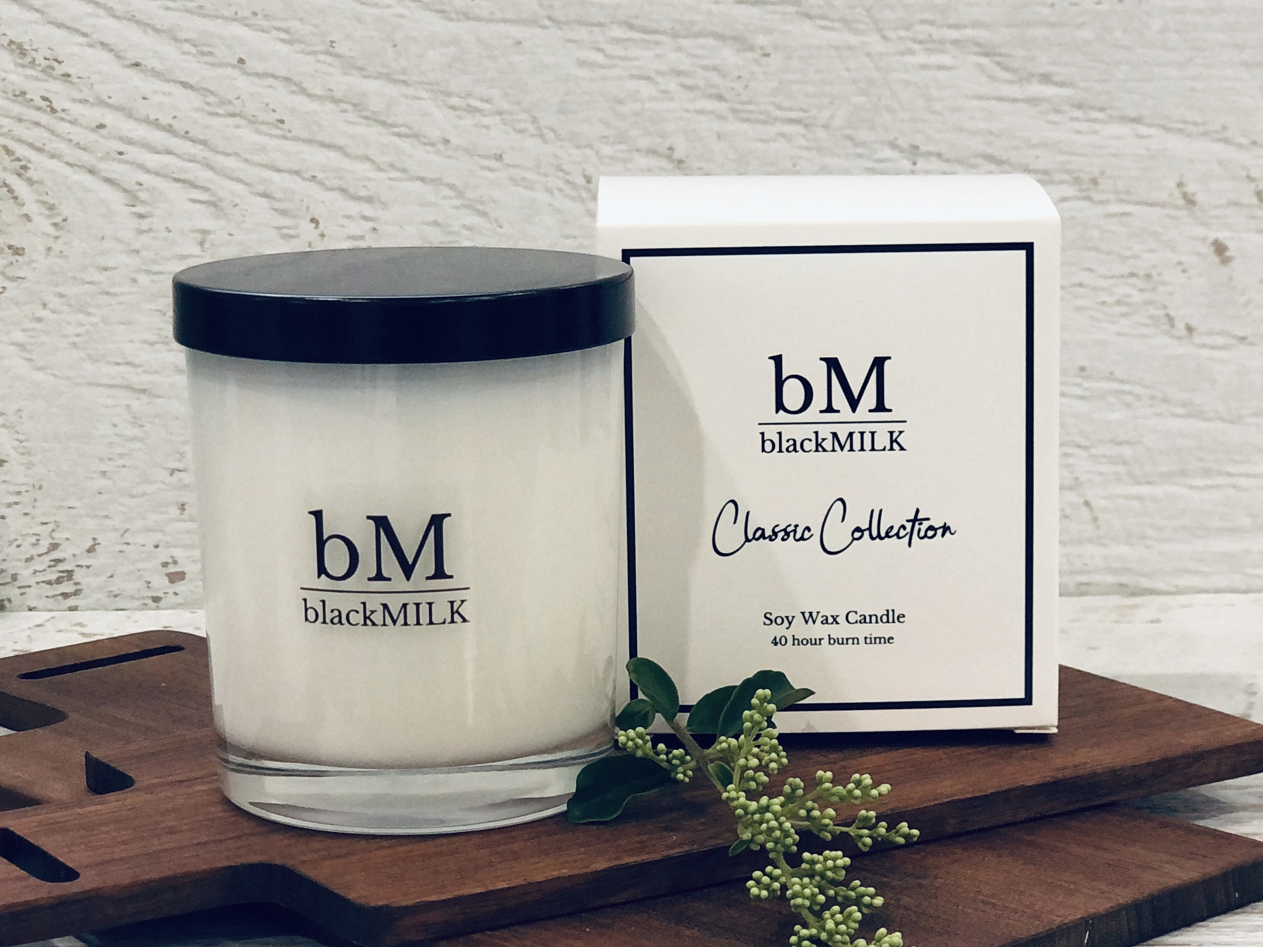 40hr Classic Candle